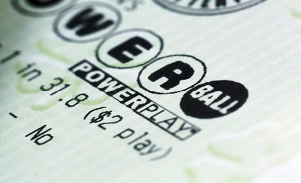 Powerball билет